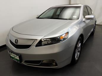 2012 Acura TL  - 1190121060