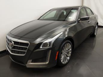 2014 Cadillac CTS 2.0 Luxury Collection - 1190121065