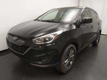 2014 Hyundai Tucson GLS - 1190121087