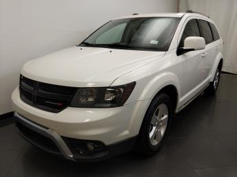 2017 Dodge Journey Crossroad Plus - 1190121115