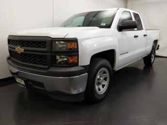 Used 2014 Chevrolet Silverado 1500 Double Cab