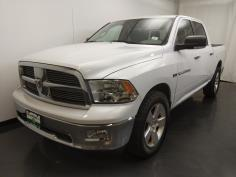 2012 Dodge Ram 1500 Crew Cab Big Horn 5.5 ft