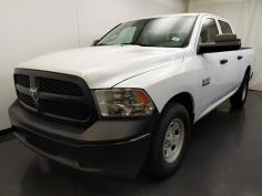 2014 Dodge Ram 1500 Crew Cab Tradesman 5.5 ft