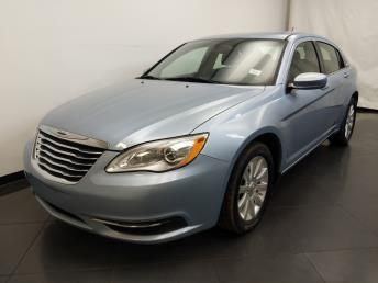 2013 Chrysler 200 Touring - 1190121270