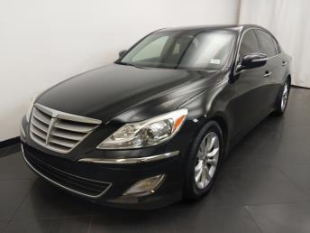 Used 2013 Hyundai Genesis