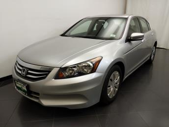 2012 Honda Accord LX - 1190121344