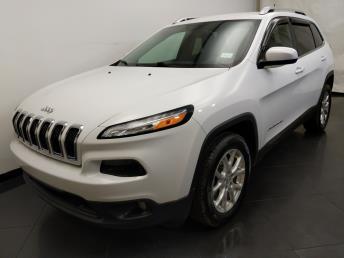2014 Jeep Cherokee Latitude - 1190121373