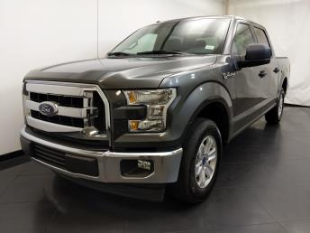 2017 Ford F-150 SuperCrew Cab XLT 5.5 ft - 1190121397