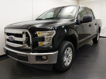 2017 Ford F-150 SuperCrew Cab XLT 5.5 ft - 1190121398