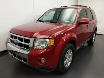 2010 Ford Escape Limited - 1190121415