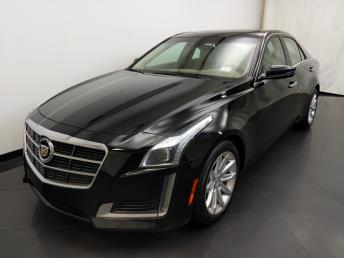 2014 Cadillac CTS 2.0 Luxury Collection - 1190121455