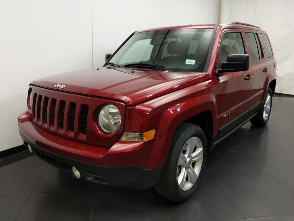 2017 Jeep Patriot Latitude - 1190121484