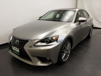 2015 Lexus IS 250  - 1190121498