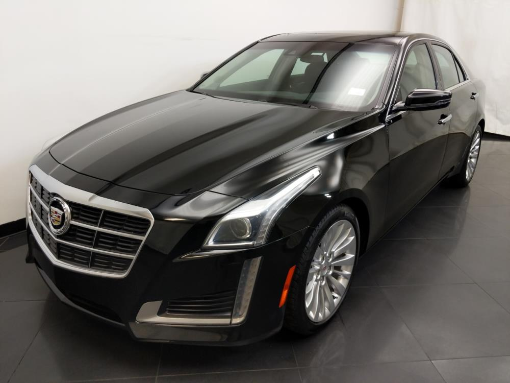2014 Cadillac CTS 2.0 Luxury Collection - 1190121499