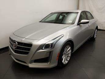 2014 Cadillac CTS 2.0 - 1190121500
