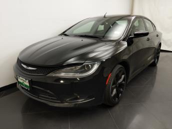 2015 Chrysler 200 200S - 1190121531