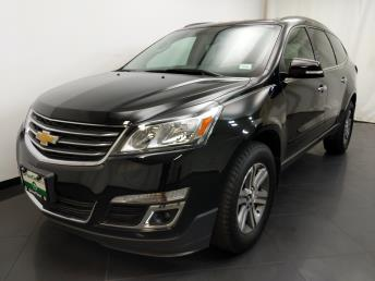 2017 Chevrolet Traverse LT - 1190121568