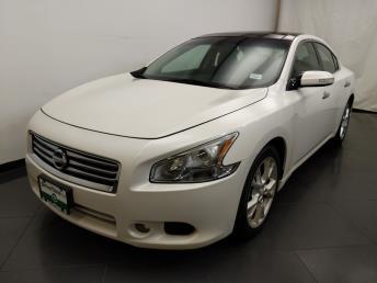 Used 2012 Nissan Maxima