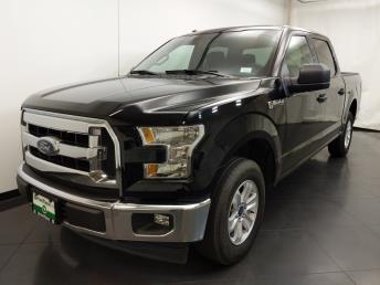 2017 Ford F-150 SuperCrew Cab XLT 5.5 ft - 1190121576