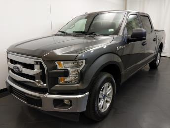 2017 Ford F-150 SuperCrew Cab XLT 5.5 ft - 1190121577