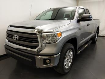 2014 Toyota Tundra Double Cab SR5 6.5 ft - 1190121606