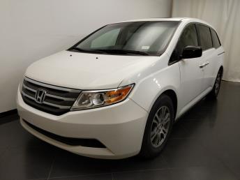2011 Honda Odyssey EX-L - 1190121607