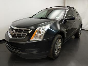 2012 Cadillac SRX  - 1190121628