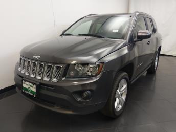 2016 Jeep Compass Latitude - 1190121646
