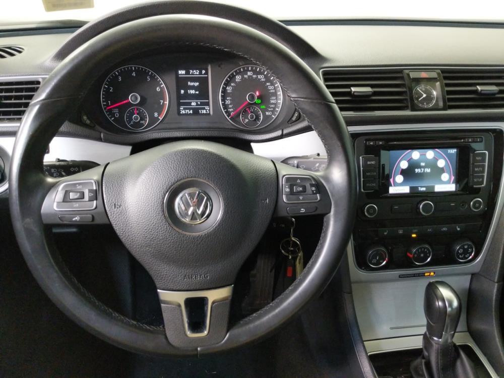 2013 Volkswagen Passat 2.5L SE - 1190121651