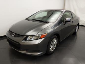 2012 Honda Civic LX - 1190121662