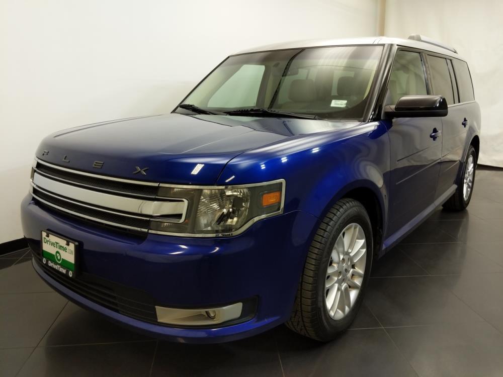 2013 Ford Flex SEL - 1190121707
