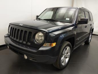 2014 Jeep Patriot Latitude - 1190121789