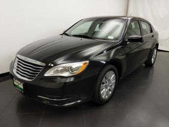 2014 Chrysler 200 LX - 1190121799