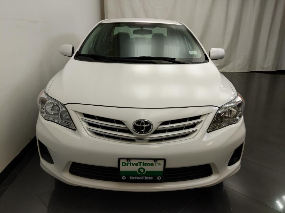 2013 Toyota Corolla LE - 1190121809