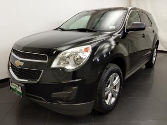 2013 Chevrolet Equinox LS - 1190121822