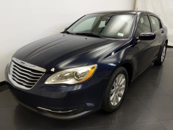 2014 Chrysler 200 Touring - 1190121882