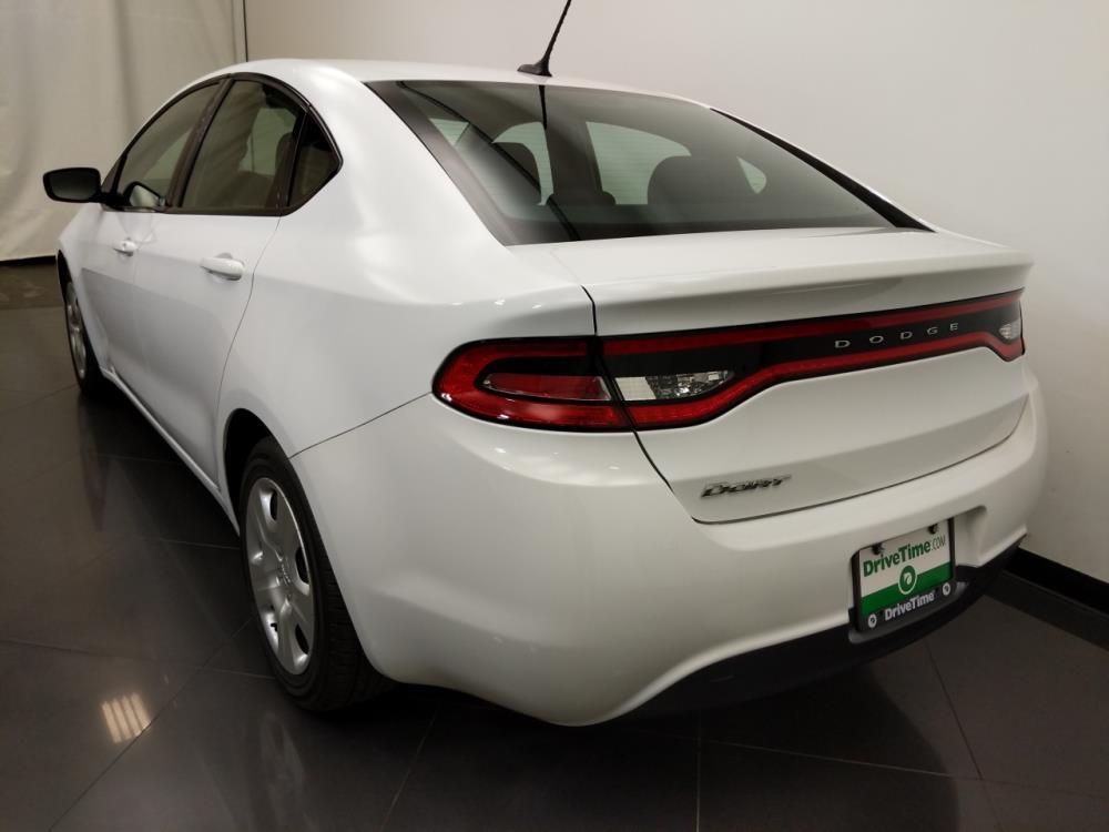 2016 Dodge Dart SE - 1190121883