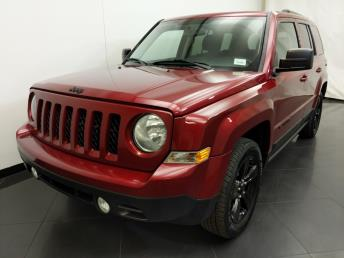 2015 Jeep Patriot Altitude Edition - 1190121922