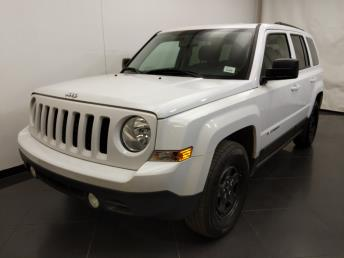 2016 Jeep Patriot Sport - 1190121932