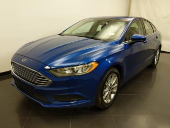 2017 Ford Fusion SE - 1190121969
