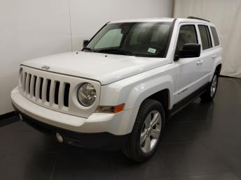 2017 Jeep Patriot Latitude - 1190121973