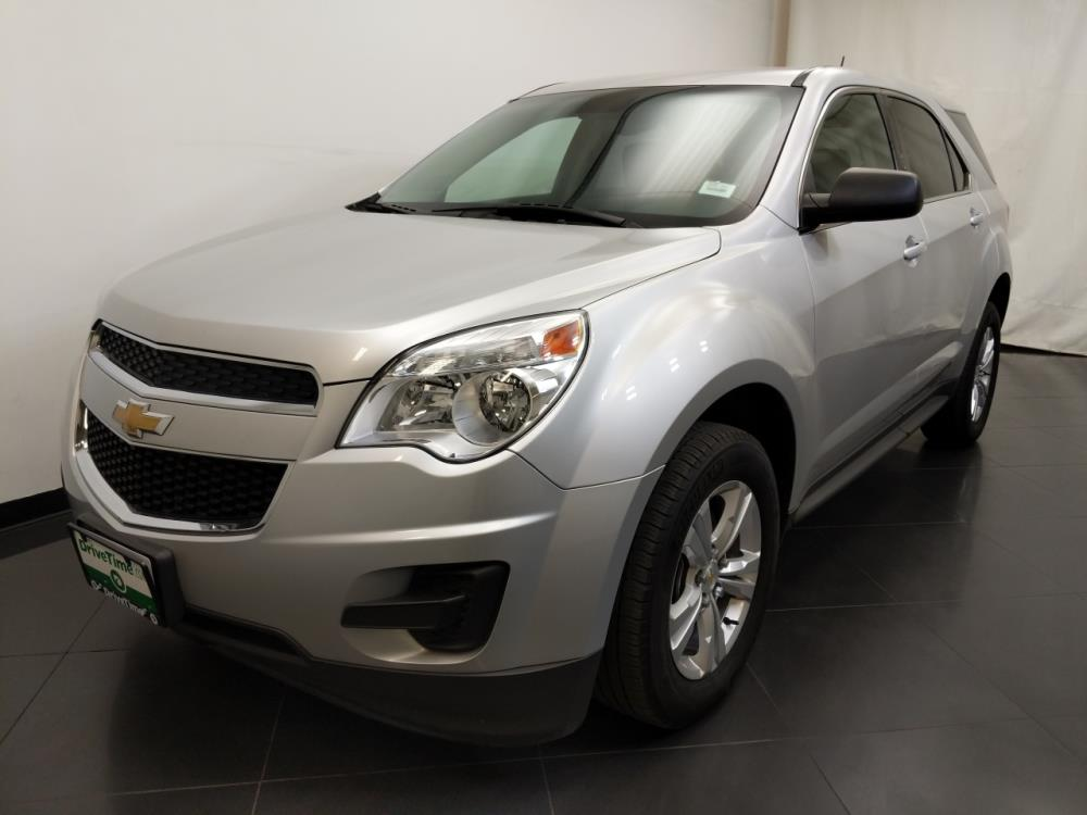 2015 Chevrolet Equinox Ls For Sale In Fayetteville