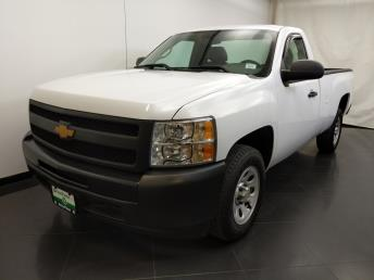 2013 Chevrolet Silverado 1500 Regular Cab Work Truck 6.5 ft - 1190122083