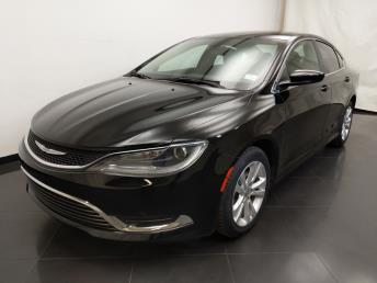 2015 Chrysler 200 Limited - 1190122147
