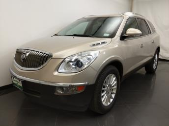 2012 Buick Enclave Leather - 1190122171