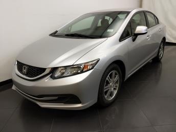 2013 Honda Civic LX - 1190122224