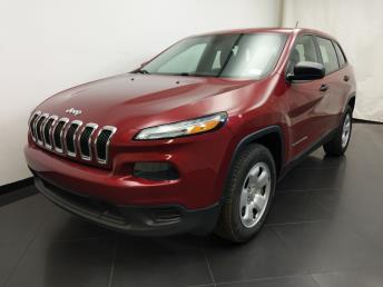 2014 Jeep Cherokee Sport - 1190122230