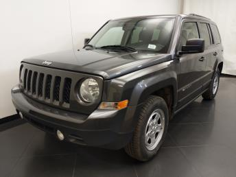 2016 Jeep Patriot Sport - 1190122244