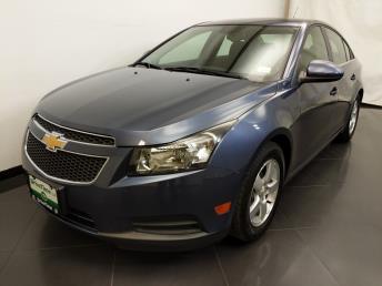 2014 Chevrolet Cruze 1LT - 1190122262