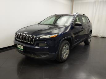 2014 Jeep Cherokee Sport - 1190122291